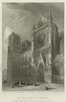 2782145 Notre Dame Cathedral, Southern Front, shew