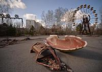 Pripyat, a city which was evacuated following the