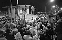 Berlin Wall fall in November 1989: Berlin forced t