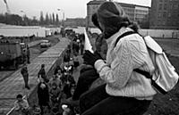 German reunification, Fall of the Berlin Wall, Ger