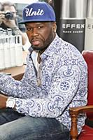 50 Cent в Филадельфии