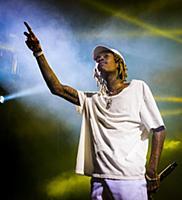 Концерт Wiz Khalifa