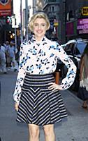 Грета Гервиг на шоу «Good Morning America»