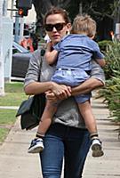 LOS ANGELES, CA - SEPTEMBER 4: Jennifer Garner and