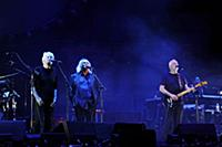 LONDON, ENGLAND - SEPTEMBER 23: Graham Nash, David