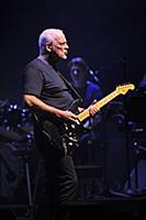 LONDON, ENGLAND - SEPTEMBER 23: David Gilmour perf