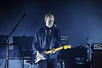 LONDON, ENGLAND - SEPTEMBER 23: Phil Manzanera per