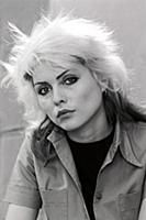 Debbie Harry of Blondie photographed in Philadelph