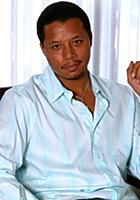 Terrance Howard photographed at the Four Seasons H