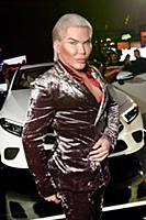 MOSCOW, RUSSIA - MARCH 13: Rodrigo Alves at the Me