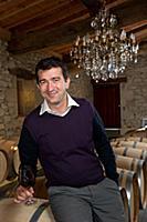 Jean-Baptiste Soulas  regisseur of Chateau Latour-