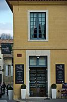 La Grande Cave  a wine shop in Saint-Emilion  Giro