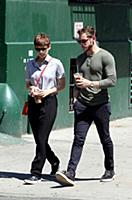 Кейт Мара и Джейми Белл в Манхэттене