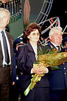 Торжественный вечер в честь 40 лет полёта первой ж