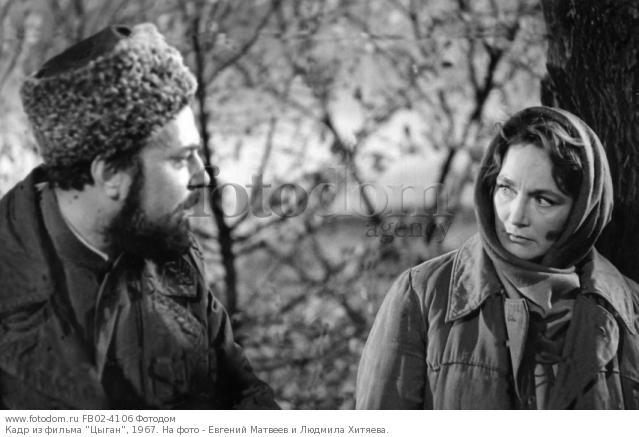 Цыган 1967 - информация о фильме - советские фильмы