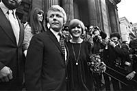Архивные фотографии Силлы Блэк и Бобби Уиллса