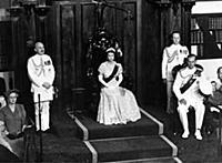 Архивные фотографии королевы Елизаветы II