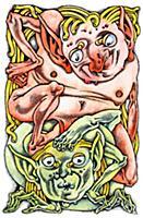 Фрики и монстры
