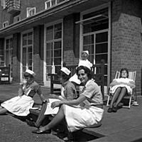 Медсестры 60-х