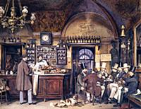 The Caffe Greco Rome Italy 1832  In 1953 the Mini