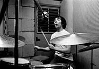 English Rock Band The Who - Keith Moon      M