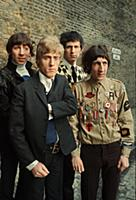 English Rock Band The Who 1966  The primary line