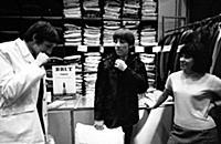 The Who English rock band  Keith Moon at the tai