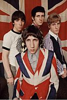 English Rock Band The Who March 1966 Manchester