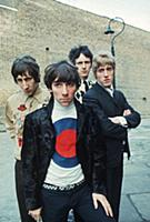 English Rock Band The Who   The primary lineup c