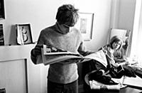 Roger Daltrey of The Who ,  English rock band  T