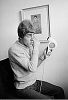 Roger Daltrey from The Who English rock band  Ma