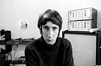 Pete Townshend of The Who ,  English rock band