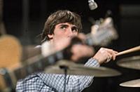 The Who : Keith Moon 1966   Mandatory credit: