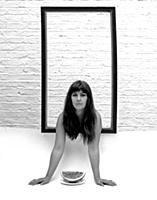 Vanji - Fashion Student ©2006 TopFoto/Ken Russell