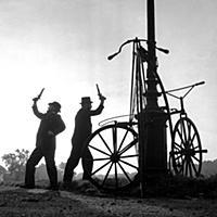 Pistols at Dawn ©2006 TopFoto/Ken Russell Photo