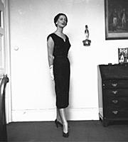 Photo by Ken Russell - January 1955 Mattli spring