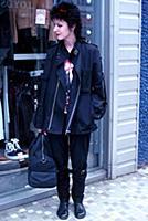Punk fashion 1970s