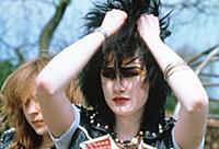Emily Smith - punk era April 1983 ©Topham / Lyn C