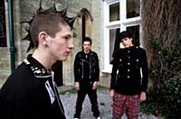 Punks © John Hedgecoe / TopFoto