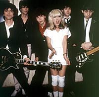 Blondie new wave punk rock March 1978