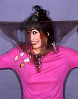 Zandra Rhodes Punk Couture