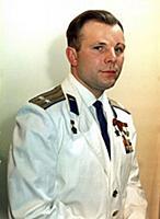 'Yuri Gagarin, Russian cosmonaut, 1960s. Gagarin (