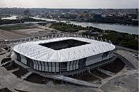 Строительство стадионов к ЧМ-2018 по футболу