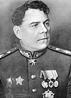 Aleksandr Mikhailovich Vasilevsky (1895 - 1977) wa