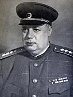 Fyodor Ivanovich Tolbukhin , 1894 –1949. Soviet mi