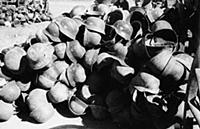 War trophies. Stalingrad, 1943, 1943. Artist: Zelm