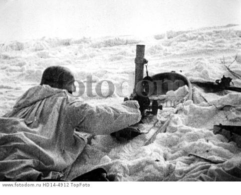 Germans in action Stalingrad Russia January 1943