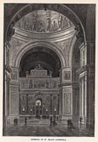 Интерьер Исакиевского собора в Санкт-Петербурге. Г