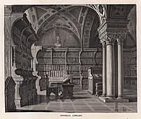 Императорская публичная библиотека в Санкт-Петербу