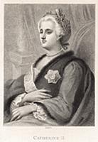 Екатерина II Великая (1729 - 1796)– императрица вс